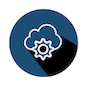 Tools & Cloud Infrastructure Core Icon